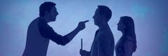 იეჰოვას მოწმეები ხმას არ იღებენ, როცა მამაკაცი მათ უხეშად ელაპარაკება