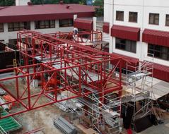 2014 m. gruodžio 19 d. 1, 5 ir 7 pastatus jungianti galerija