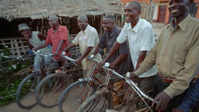 Fanaterana Boky Ara-baiboly any Congo