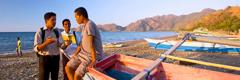 Jehoova tunnistajad Ida-Timoris kuulutamas