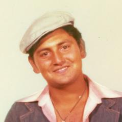 Antonio Jiménez semasa muda