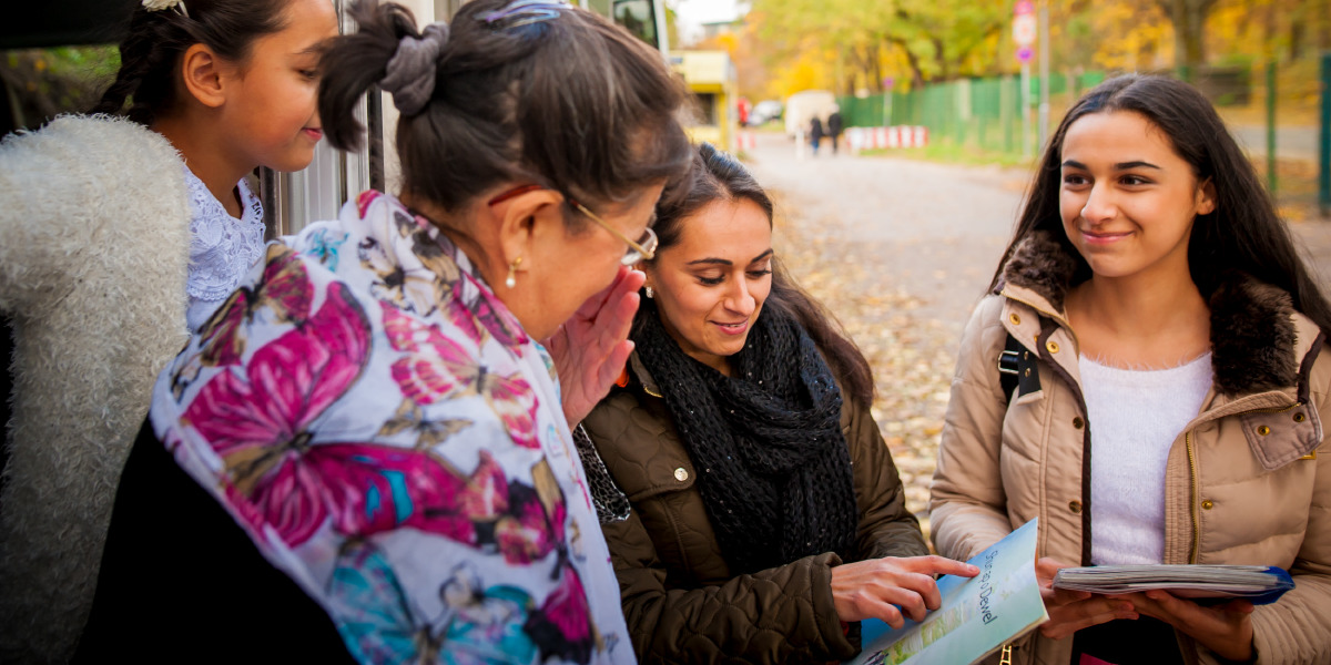 Reaching Out to the Sinti and the Roma in Germany