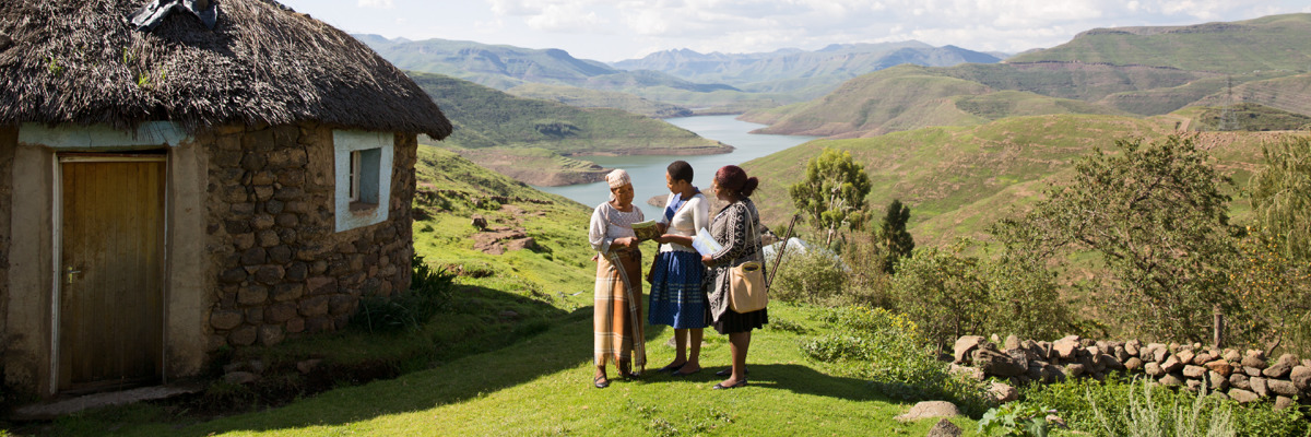 lesotho how many jehovah s witnesses are there rh jw org lesotho map lesotho flag