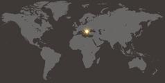 Makedonia maailmankartalla