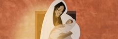 Meri nọ ọ wọ Jesu nọ ọ gbẹ jọ ọmaha