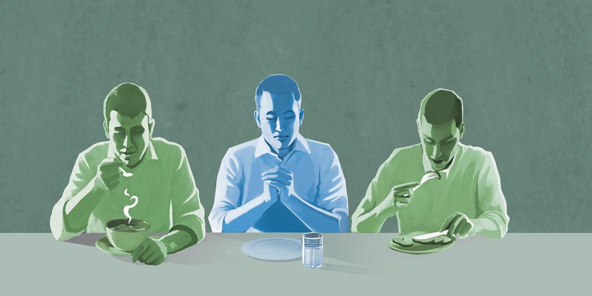 Was Sagt Die Bibel Zum Thema Fasten