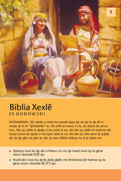 Biblia Xexlẽ Ƒe Ðoɖowɔɖi