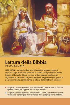 Programma per la lettura della Bibbia