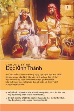 Chương trình đọc Kinh Thánh