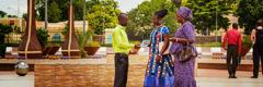 Mga Saksi ni Jehova ha Chad