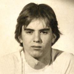 Michael Kuenzle som ung mann, før han ble et av Jehovas vitner.