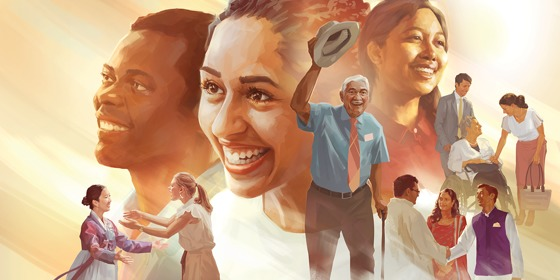 Jehovah's Witnesses—Official Website: jw org