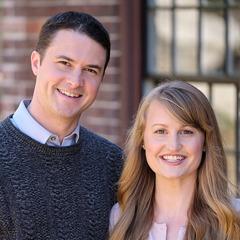 Jonathan y Katelyn.