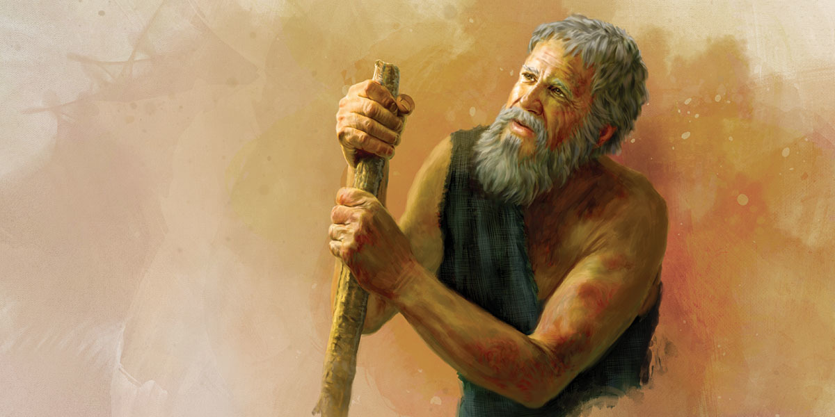 """The Story of Job in the Bible: """"I Will Not Renounce My"""