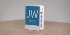 Unha JW Box.