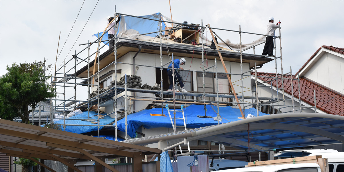Nach Erdbeben in Japan reparieren Zeugen Jehovas über 300 Häuser und ...