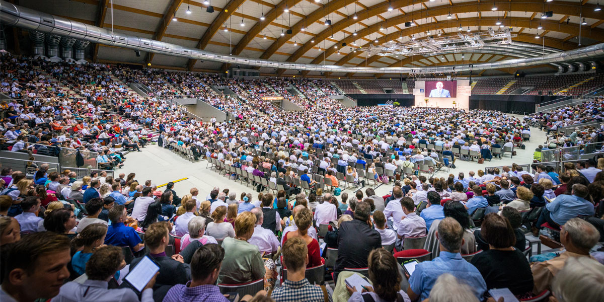 2018 Annual Conventions of Jehovah's Witnesses to Begin in May