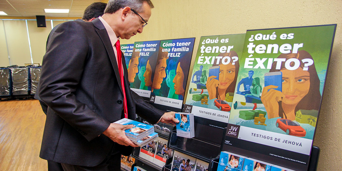 Public Witnessing at the 2018 Summer Youth Olympic Games in Argentina