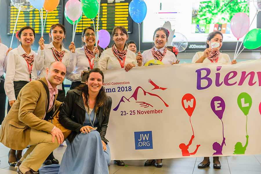 Peru Hosts Final Special Convention of 2018