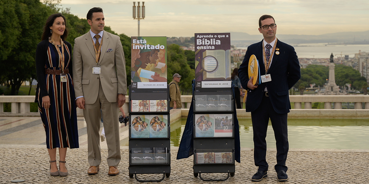 "Lisbon, Portugal—2019 ""Love Never Fails""! International Convention"