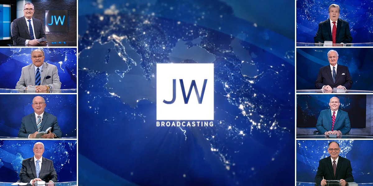 Jw Broadcasting Reaches Five Year Mark See more ideas about jw.org, jw news, jehovah's witnesses. jw broadcasting reaches five year mark