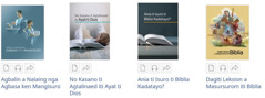 Opsion iti Panagi-download
