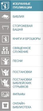 Избранные публикации на жестовом языке