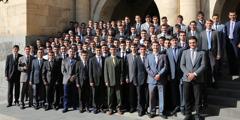 'n Groep jong Armeense Getuies