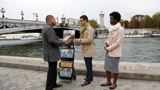 Video | Paris : Témoignage public spécifique aux grandes villes